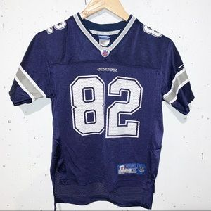 Witten Dallas Cowboys NFL Reebok Jersey Blue